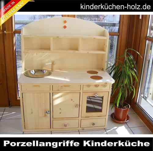 kinderk chen kinderk chen spielk chen aus massivholz. Black Bedroom Furniture Sets. Home Design Ideas