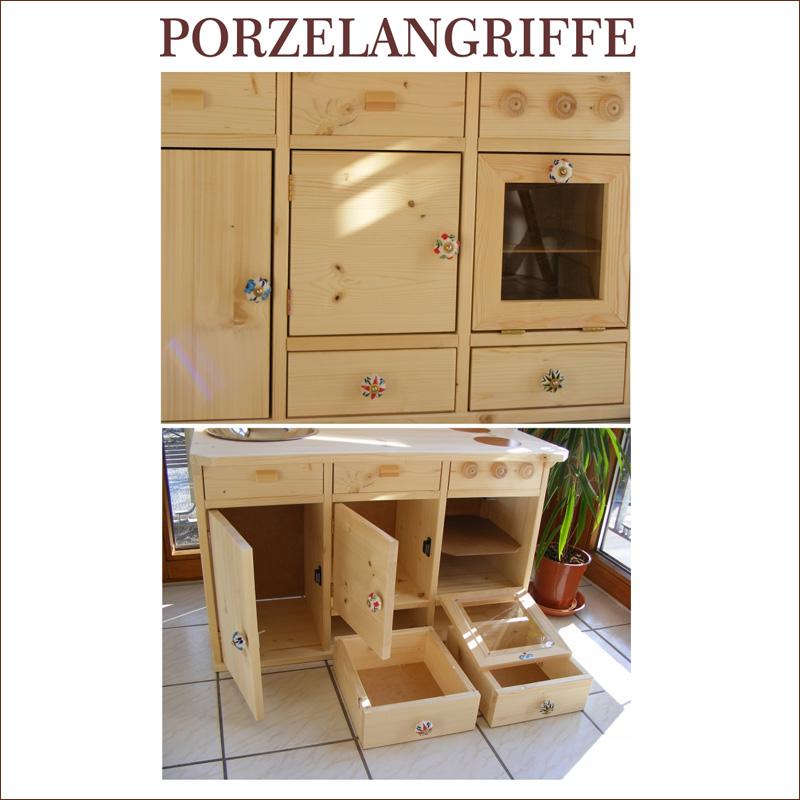 kinderk che spielk che lara aus massivholz mit. Black Bedroom Furniture Sets. Home Design Ideas
