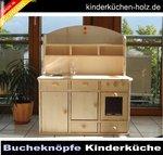 kinderk chen spielk chen aus massivholz. Black Bedroom Furniture Sets. Home Design Ideas